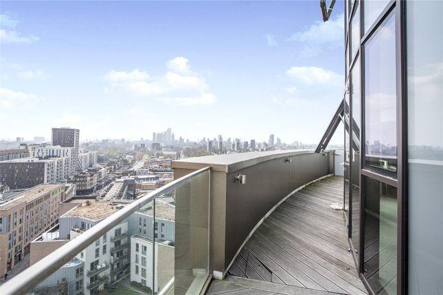 2 bed flat for sale in Kingsland High Street, London E8
