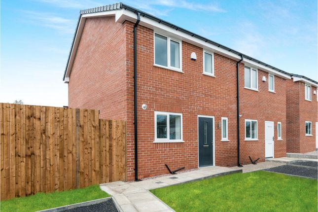 Thumbnail Semi-detached house for sale in Formby Avenue, Atherton