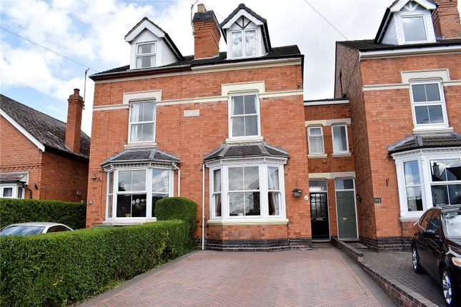 Thumbnail Terraced house for sale in Ombersley Road, Worcester