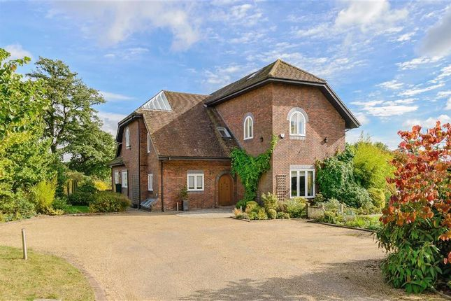 Thumbnail Detached house for sale in Galley Lane, Arkley, Hertfordshire