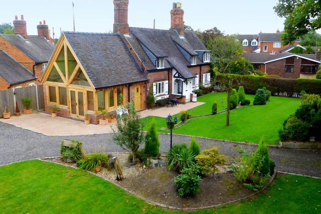 Thumbnail Detached house for sale in Main Road, Weston, Crewe