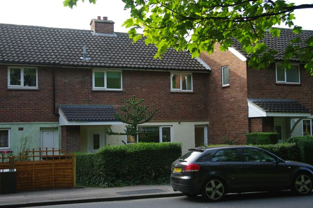 Thumbnail Terraced house to rent in Church Lane, Bedford