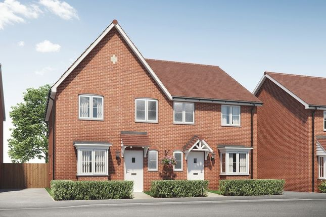 Thumbnail Detached house for sale in The Laurel, Meadow Rise, London Road, Braintree Essex