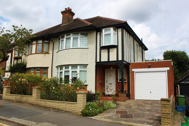 Thumbnail Semi-detached house for sale in Grosvenor Gardens, Woodford Green