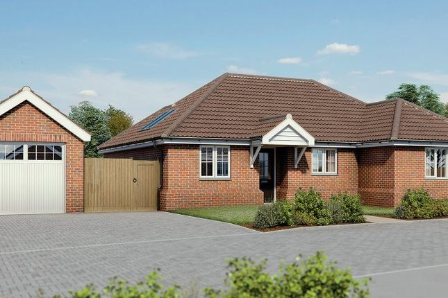 3 bed detached bungalow for sale in Plot 5 Bell's Meadow, Raydon, Suffolk IP7