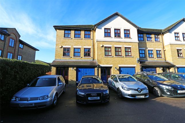 Thumbnail Town house to rent in Howard Place, Reigate Hill, Reigate, Surrey