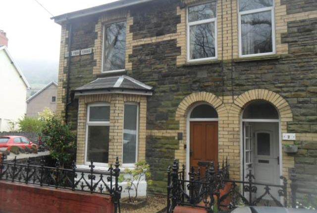 Thumbnail Property to rent in Fields Park Terrace, Cross Keys, Newport