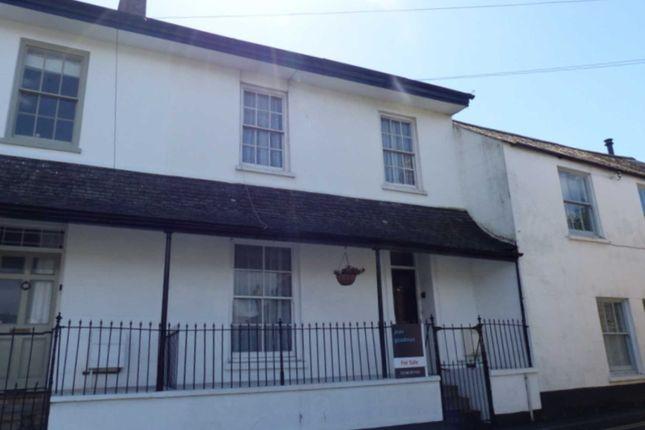 Thumbnail Terraced house for sale in Belle Vue Road, Kingsbridge