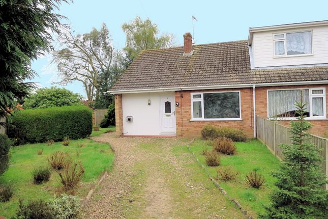 Thumbnail Bungalow for sale in Church Close, Cantley