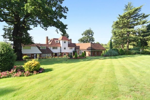 Thumbnail Detached house to rent in Clare Hill, Esher, Surrey