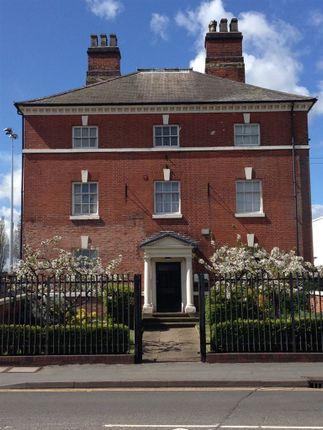 Thumbnail Flat to rent in Lichfield Street, Burton-On-Trent