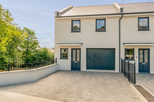 Thumbnail Terraced house for sale in Fitzroy Road, Stoke, Plymouth