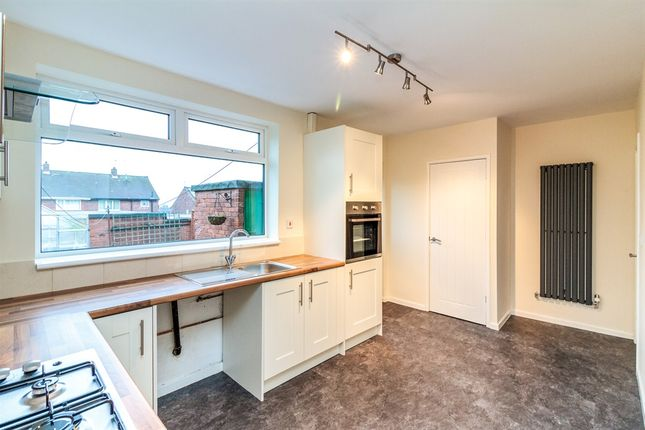 Thumbnail Terraced house for sale in Orchard Flatts Crescent, Wingfield, Rotherham