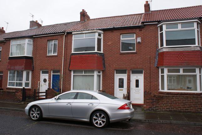 Thumbnail Flat to rent in Frobisher Street, Hebburn