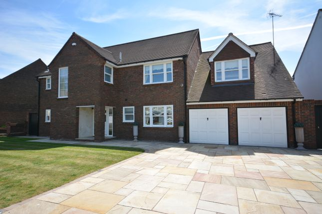 Thumbnail Detached house for sale in Tyle Green, Emerson Park, Hornchurch