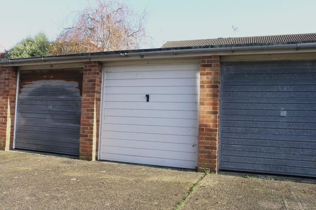 Parking/garage to rent in Downview Road, Worthing