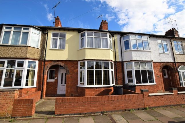Thumbnail Terraced house for sale in Cedar Road East, Abington, Northampton