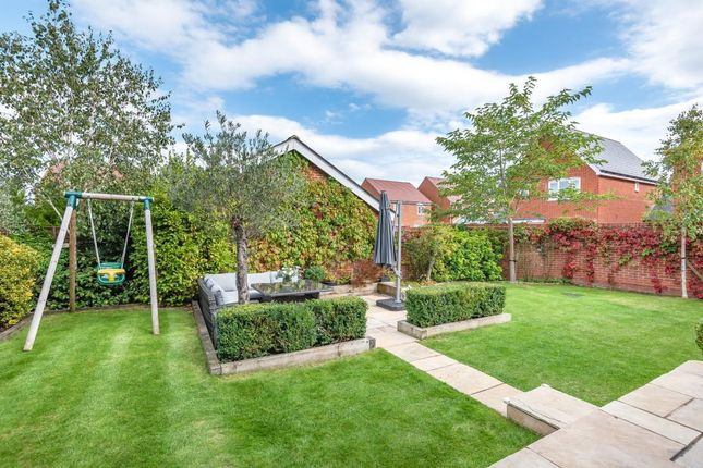 Garden of Sika Gardens, Three Mile Cross, Reading RG7