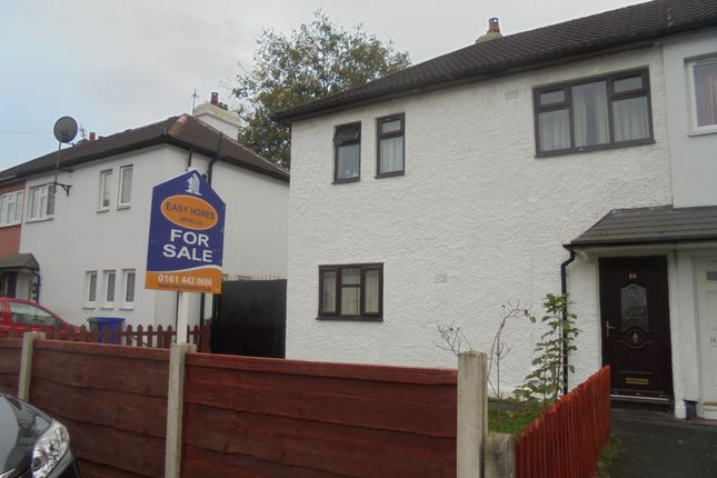 Thumbnail Terraced house for sale in Thornfield Road, Manchester, Greater Manchester