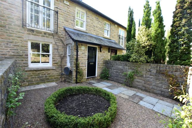 Thumbnail Town house for sale in Florin Walk, Off Cornwall Road, Harrogate, North Yorkshire