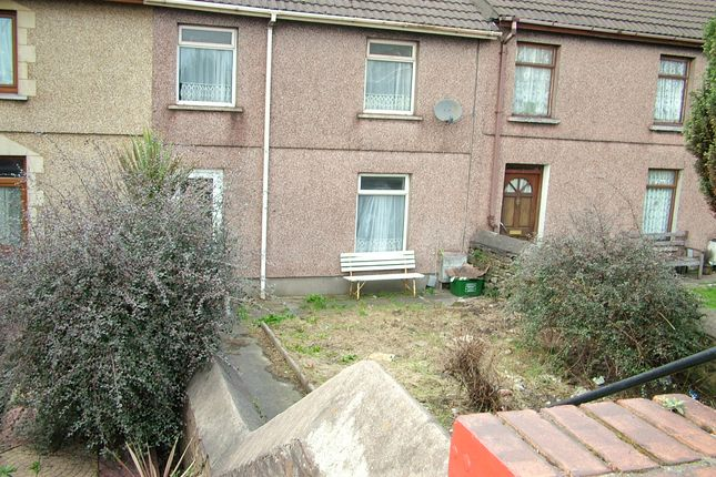 Thumbnail Terraced house to rent in Ffrwdwyllt Cottages, Port Talbot