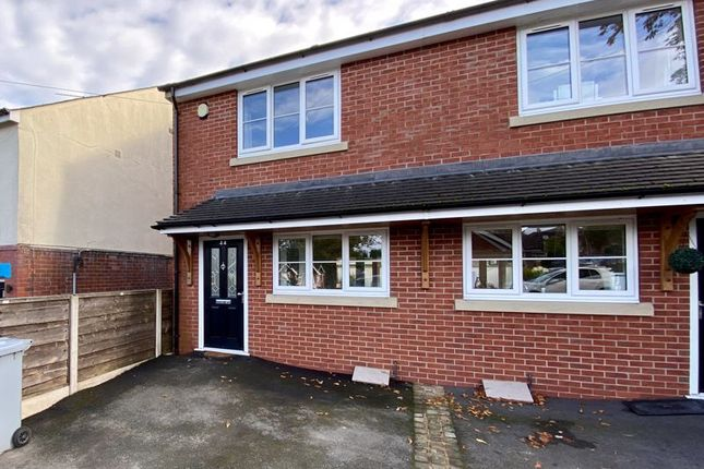 Thumbnail Semi-detached house to rent in Parson Street, Congleton