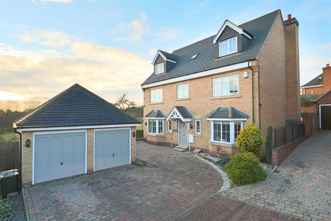 Thumbnail Detached house for sale in Clementine Drive, Mapperley, Nottingham