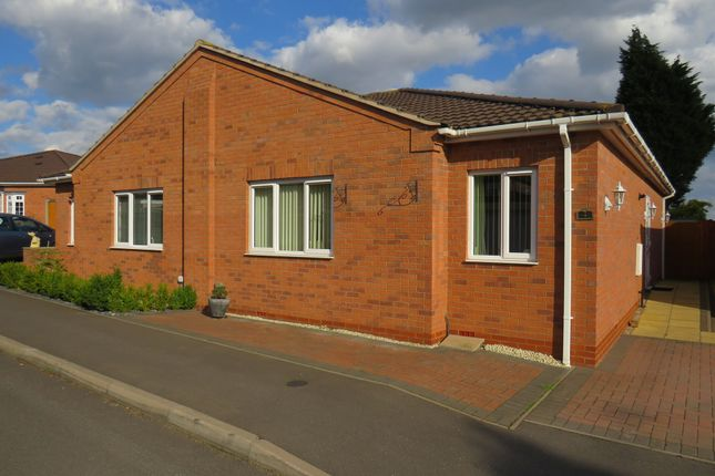 Thumbnail Semi-detached bungalow for sale in Tame Valley Crescent, Great Barr, Birmingham