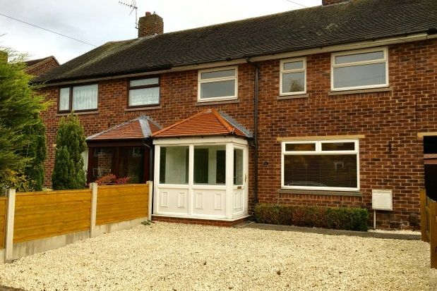 Thumbnail Property to rent in Maple Road, Alderley Edge