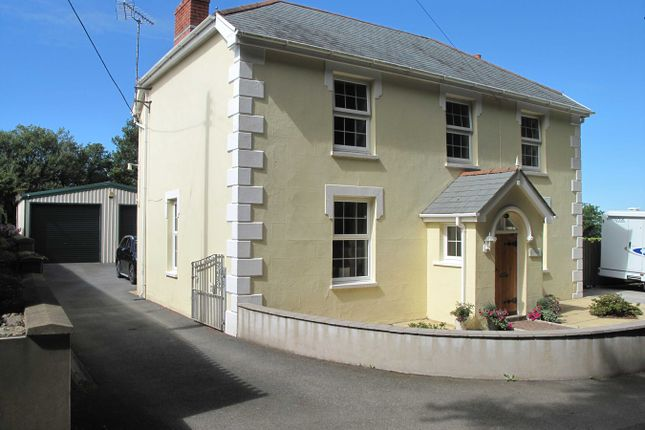 Thumbnail Detached house for sale in Mydroilyn, Nr Aberaeron
