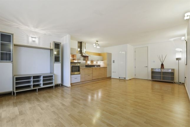 Thumbnail Flat for sale in Greenroof Way, London