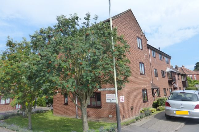 Thumbnail Flat for sale in John Stephenson Court, Norwich