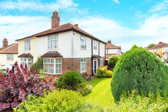 3 bed semi-detached house for sale in Somerton Road, Horfield, Bristol BS7