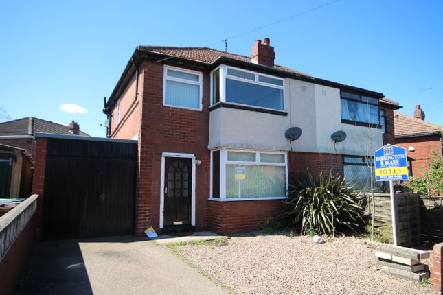 Thumbnail Semi-detached house to rent in St. Georges Crescent, Rothwell, Leeds