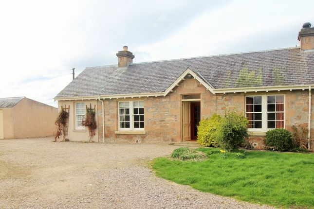Thumbnail Detached bungalow for sale in Darnaway, Forres