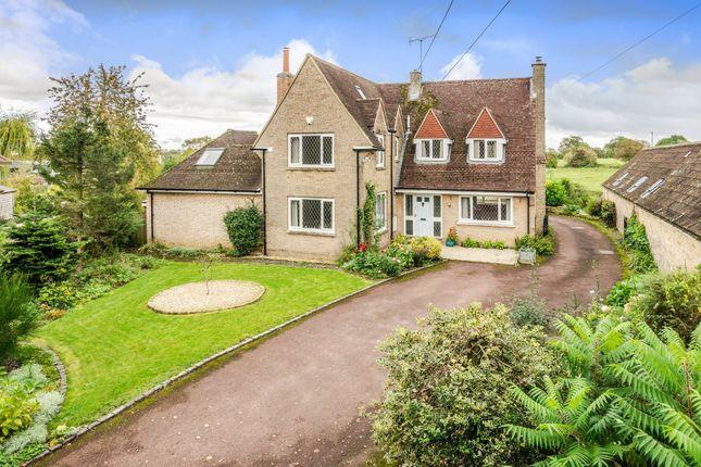Thumbnail 6 bed detached house for sale in Badminton Road, Acton Turville, Badminton