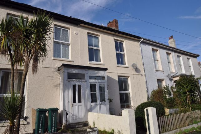 Thumbnail Town house to rent in Trevethan Road, Falmouth