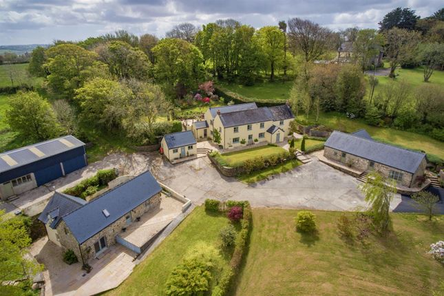Thumbnail Country house for sale in Llawhaden, Narberth