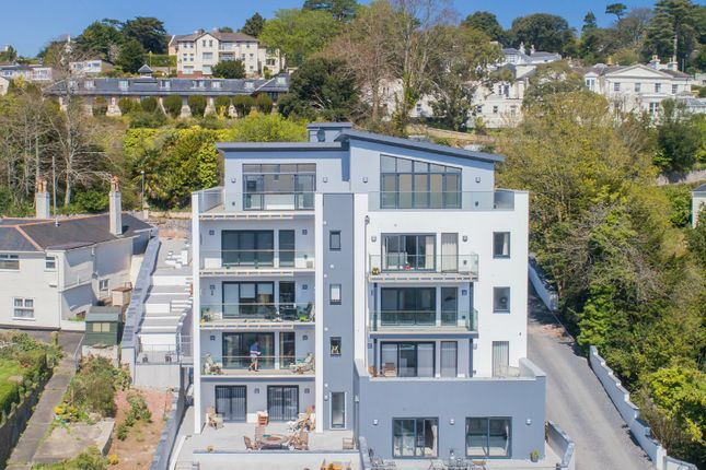 Thumbnail Flat for sale in Lower Warberry Road, Torquay
