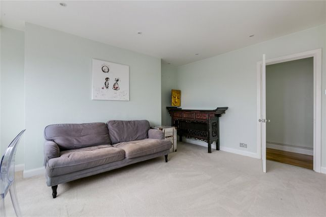 Reception of Barton Court, Barons Court Road, London W14