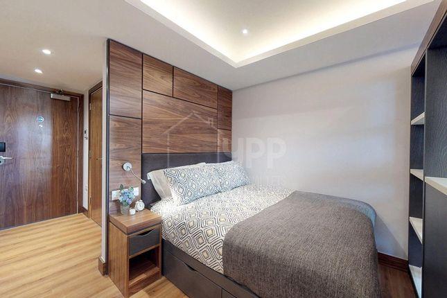 Thumbnail Studio to rent in Cookridge Street, Leeds, West Yorkshire