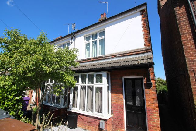 2 bed semi-detached house to rent in Orchard Road, Hitchin SG4