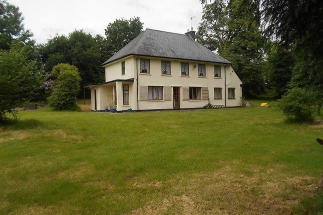 Thumbnail Detached house for sale in Gorof Road, Lower Cwmtwrch, Swansea.