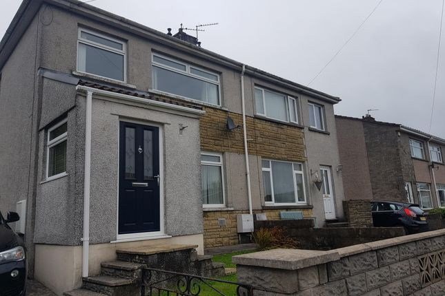 Thumbnail Property to rent in Hillcrest, Brynna, Pontyclun