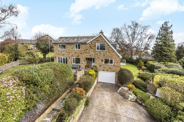Thumbnail Detached house for sale in Larkfield Drive, Rawdon, Leeds