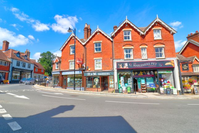 The Property of High Street, Haslemere GU27