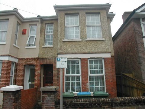 Thumbnail Detached house to rent in Burlington Road, Southampton