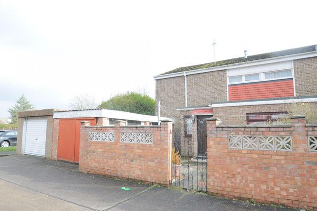 Thumbnail End terrace house for sale in Stroud Crescent East, Hull, North Humberside