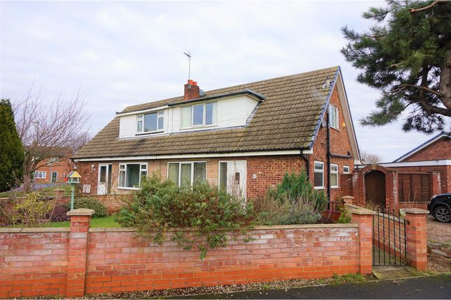 4 bed semi-detached house for sale in Sandiacres, Selby