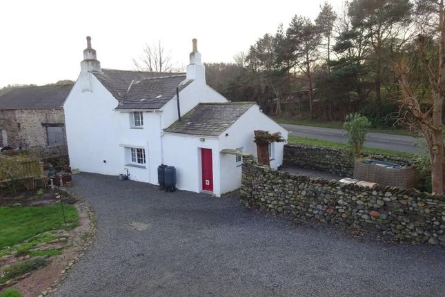 Thumbnail Farmhouse for sale in The Green, Millom